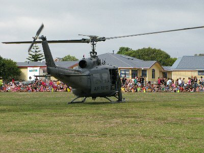 ニュージーランドの空軍